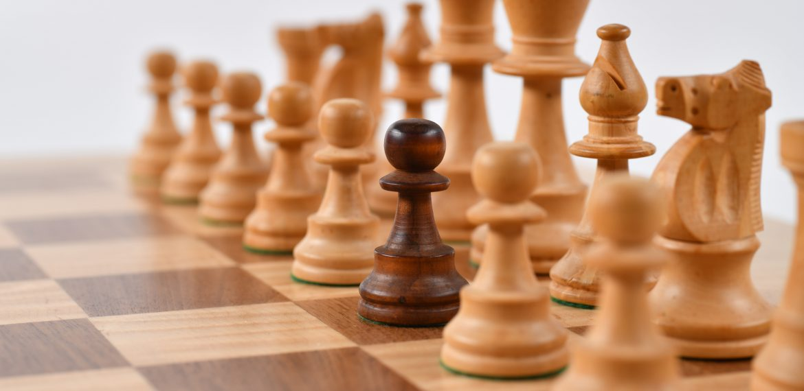 Half-Baked Thoughts: Academia is like playing chess in a world that's on fire