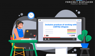 Online Training on Inclusive Work with LGBTIQ+ Refugees